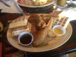 Resie's Chicken and Waffles