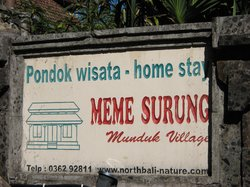 Meme Surung Homestay