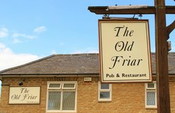 The Old Friar