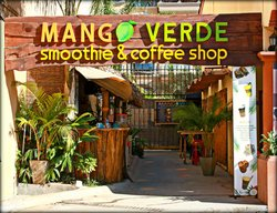 Mango Verde Smoothie Shop