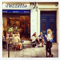 Pozzetto Gelato Caffè Salato