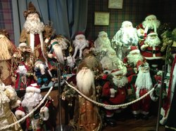 Christmas Woods Santa Clause Museum