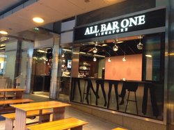 ALL BAR ONE SINGAPORE