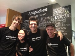 Antipodean Cafe - Sydney