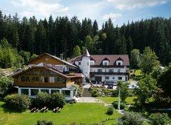 Maerchenhotel Waldpension Nebelstein