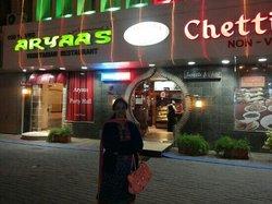 Aryaas Restaurant