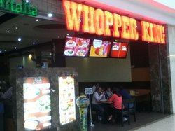 Whooper King