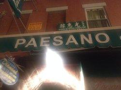 Paesano of Mulberry Street