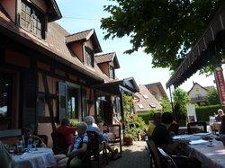 Restaurant a la Rose
