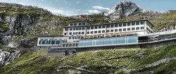 Hotel Pilatus-Kulm