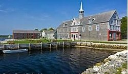 Shelburne's Historic Waterfront Museums By The Sea