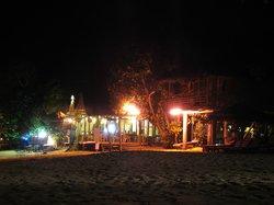 Night beach pubs