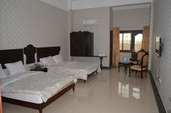 Room Interior (Double, Triplet, Deluxe & Suite available)
