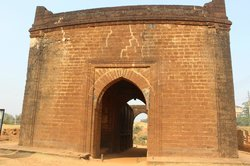 Gate of Old Fort