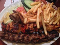 Golden Grill Kebab House