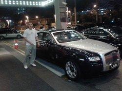 Рядом с отелем. Такси))))