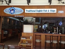 Uncle Albert's Traditional English Fish and Chips