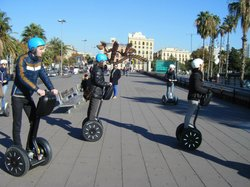 Euro Segway Barcelona