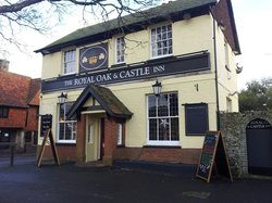 Royal Oak and Castle Inn