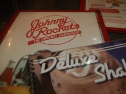 Johnny Rockets Hollywood & Highland