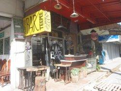 Teepee Bar