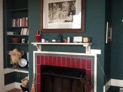 Agatha Christie room