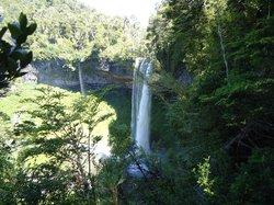 Cascada Dora y Santa Ana