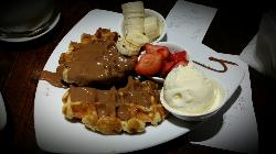 Photo of Max Brenner Chocolate by The Bald Man taken with TripAdvisor City Guides