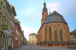ハイデルベルク 旧市街