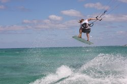 Exuma Kitesurfing and Stand Up Paddle