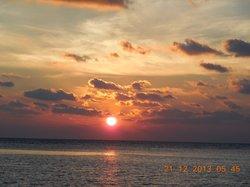 Sunrise at Beach...