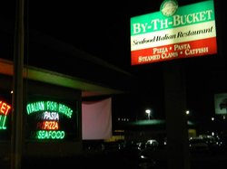 By-Th'-Bucket Bar and Grill