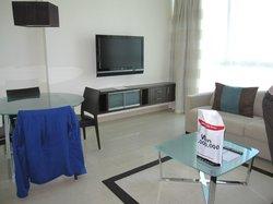 Sitting Room at Hotel