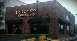 Red Onion Espressoria