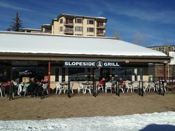 ‪Slopeside Grill‬