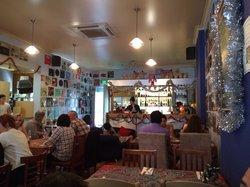 Serafino's Blue Lounge Pizzeria