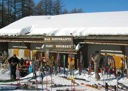 Chalet Clot Bourget