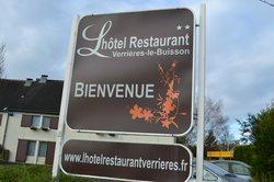 LHotel Restaurant Verrieres le Buisson