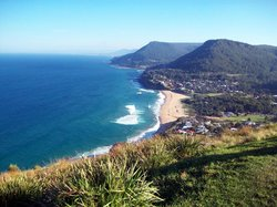 Bald Hill Lookout & Hang Gliding Spot
