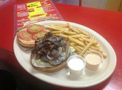 Rock & Roll Burgers