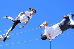 Terry Cavaretta Trapeze Experience