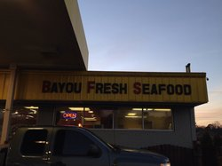 Bayou Fresh Seafood and Deli