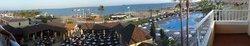 panoramica desde la terraza