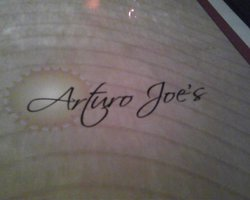Arturo Joe's Grill & Cigar LNG