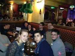 Cruscioff Pub