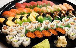 Hibachi Sushi Buffet