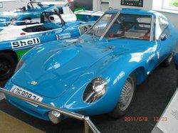 Musee automobile MATRA
