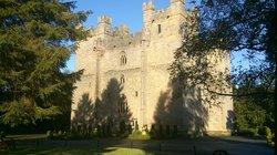 Langley Castle Battlement Tour