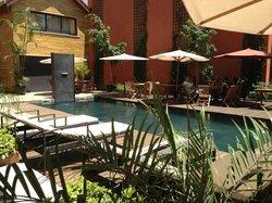 ホテル サカマンガ