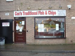 Cox's Traditional Fish And Chips